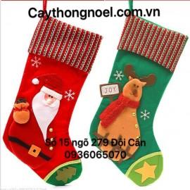 Ủng đại để quà Noel