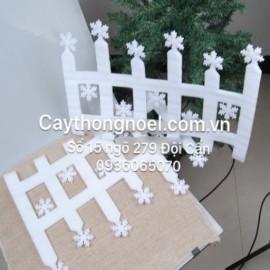 Hàng rào xốp ( 2 hàng rào 1 bộ)